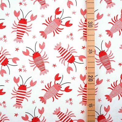 Jersey biologique · Lobster Red